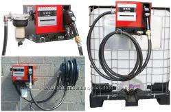 Мини АЗС в ящике 220В 56лмин для диз топлива, CUBE 56 Piusi Италия