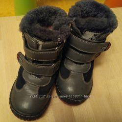 Зимние ботиночки,  16 см