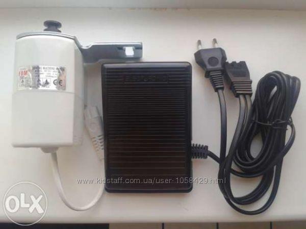 электропривод швейной машины FDM с электронной педалью