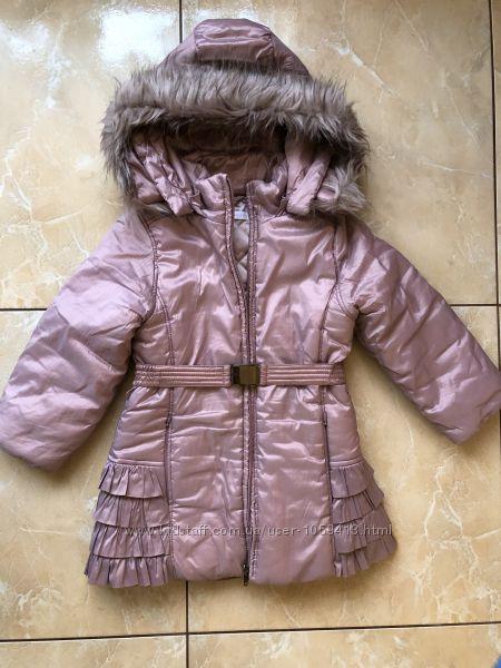 нарядная куртка-пальто Войчик диамант