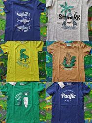 Футболки для мальчика, футболка, набор, комплект футболок
