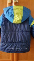 Куртка из США зима еврозима мальчику р. 92