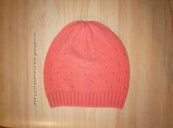 Демисезонная шапка Chicco на объем головы 50. Состояние новой.