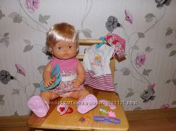 Nenuco Моя первая кукла с аксессуарами . Состояние новой.