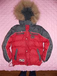 Куртка-пуховик kiko