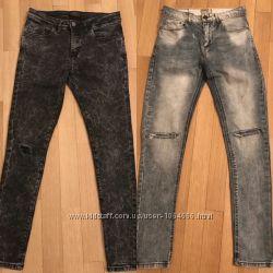 Мужские джинсы подростковые Bershka, Pull&Bear