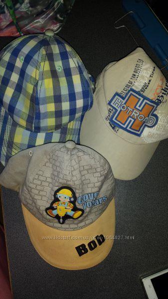 Продам классные детские летние кепки для мальчика