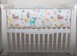 Органайзер на детскую кроватку горизонтальный