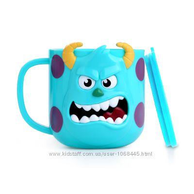 Чашка Disney пластик герои мультфильмов
