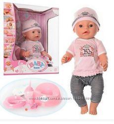 Кукла BABY born  - Маленькая Ляля и одежда к пупсиком