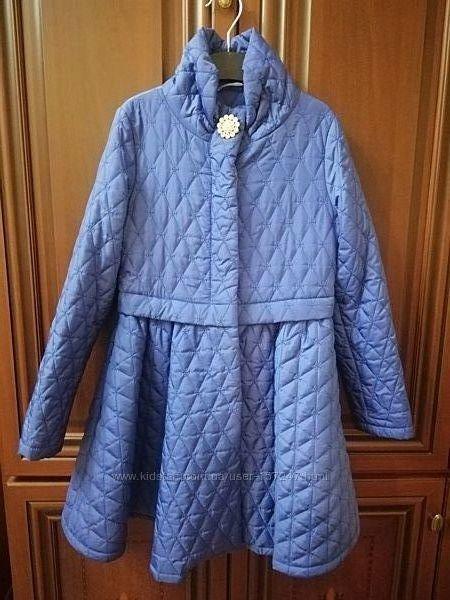 Стильное демисезонное пальто Lukas, р.140