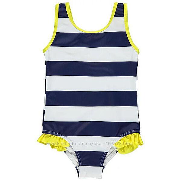 Детский сдельный купальник George для девочки 61716