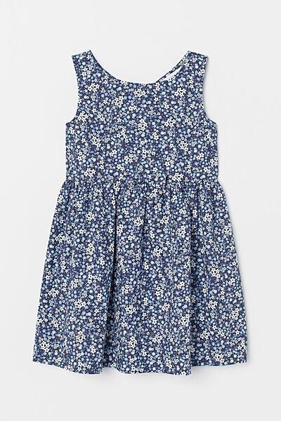 Детское платье, сарафан Цветы H&M 06811