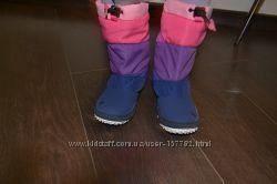 Зимние сапоги Adidas Libria. Термо ботинки зима