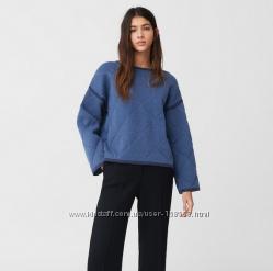 Текстурированный свитер Mango. Размер EUR М.