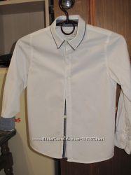 Рубашки в школу 122 Зара и СМИК