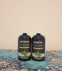Natures Way, Chlorofresh, жидкий хлорофилл, с ароматом мяты, 473 мл