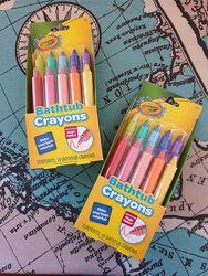 Crayola, карандаши для ванной, для детей в возрасте от 3-х лет, 10 шт.