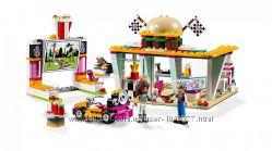 Конструктор Bela 11038 Передвижной ресторан аналог Lego 41349, Отзывы