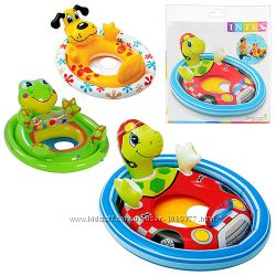 Intex 59586, 59570. Детский надувной плотик с трусиками Отзывы