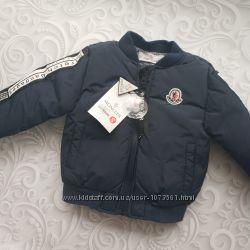Детская демисезонная куртка Moncler