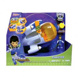 Космический корабль шатл Майлз з майбутнього, Майлз с другой планеты