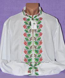 Вышиванка мужская Дуб-Калина
