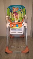 Сhicco Polly 2 в 1 стульчик для кормления