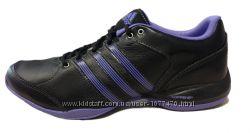 Кроссовки черные оригинал adidas workout odiprene ortholite разм 4 наш 36