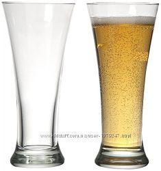Набор бокалов стаканов для пива  LUIGI BORMIOLI MASTERPIECE 450мл Италия