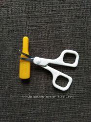 Маникюрные ножнички для новорожденных Chicco