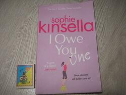 Софи Кинселла книги на английском языке