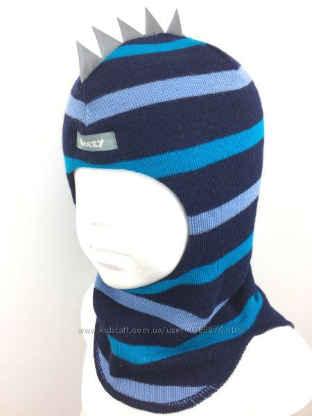 Новинки Шапка-шлем от ТМ Beezy зима-Дино