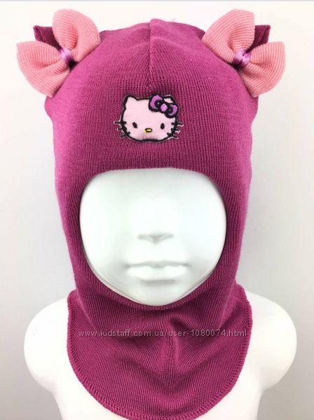 Шапка-шлем от ТМ Beezy для девочек
