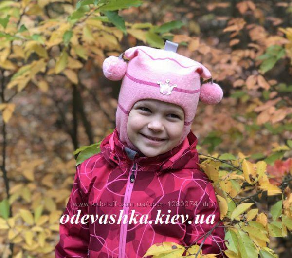 Шапки-шлемы  зима от ТМBeezy -новая коллекция