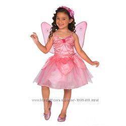 Платье Феи с крыльями Костюм Фея