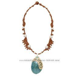 Ожерелье моаны кулон моаны сердце те Фити