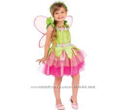 Платье Фея с крыльями Костюм Фея