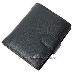 Портмоне мужское кожаное с отделением для паспорта F. Leather ALRT-F31