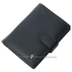 Портмоне мужское кожаное с отделением для паспорта F. Leather ALRT-F24