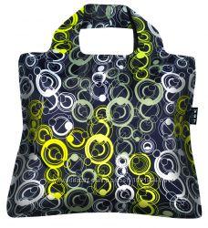 Дизайнерская сумка-шоппер ENVIROSAX Австралия женская, модные сумки женские