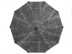 Зонт-трость женский полуавтомат 10 спиц зонты женские