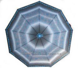 Зонт женский Monsoon Муссон полуавтомат 9 спиц, зонты женские