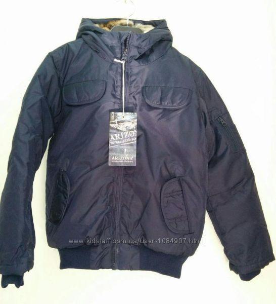 Новая  куртка Arizona , Германия , р. 146 11 лет на мальчика