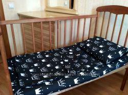 Детское постельное из польского хлопка