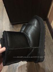 Угги кожаные 26-27 размер