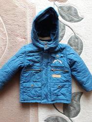 Зимняя куртка  Chicco р. 122  6 лет