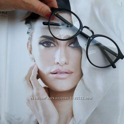 Очки имиджевые, очки для стиля