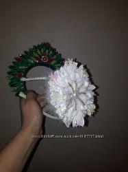 Продам обруч снежинка для девочки