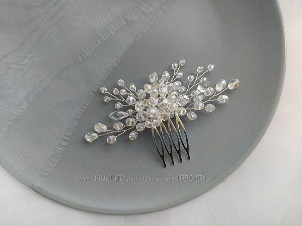 Свадебный гребень свадебное украшение